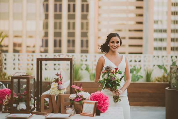 SoCal Wedding Inspiration - Cristina Navarro Photography
