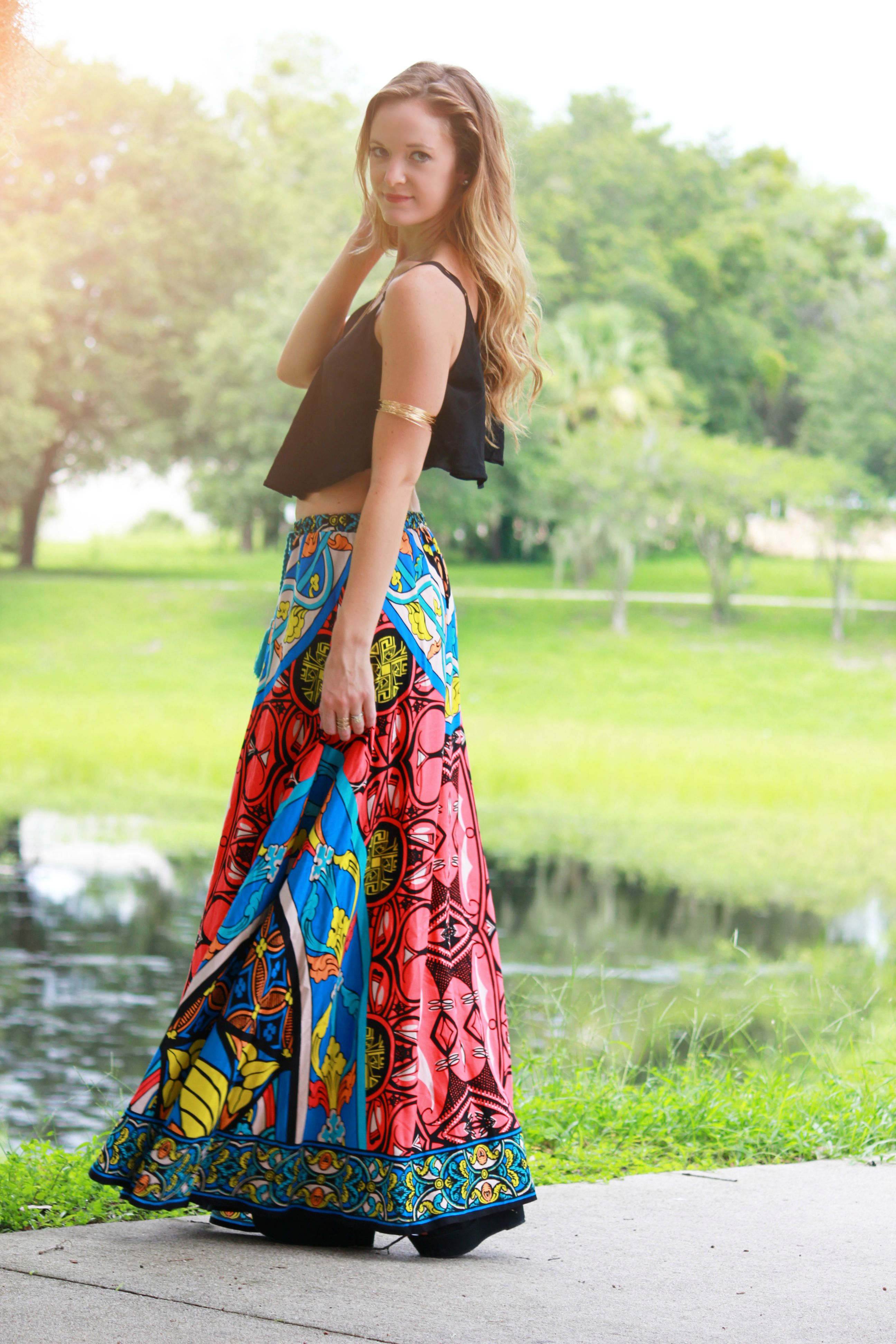 Gypsy Skirts Outfits (15)