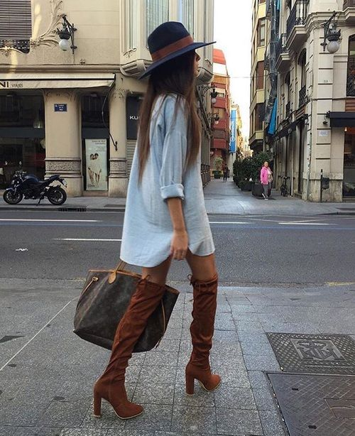 best outfits for girls with boots (9)