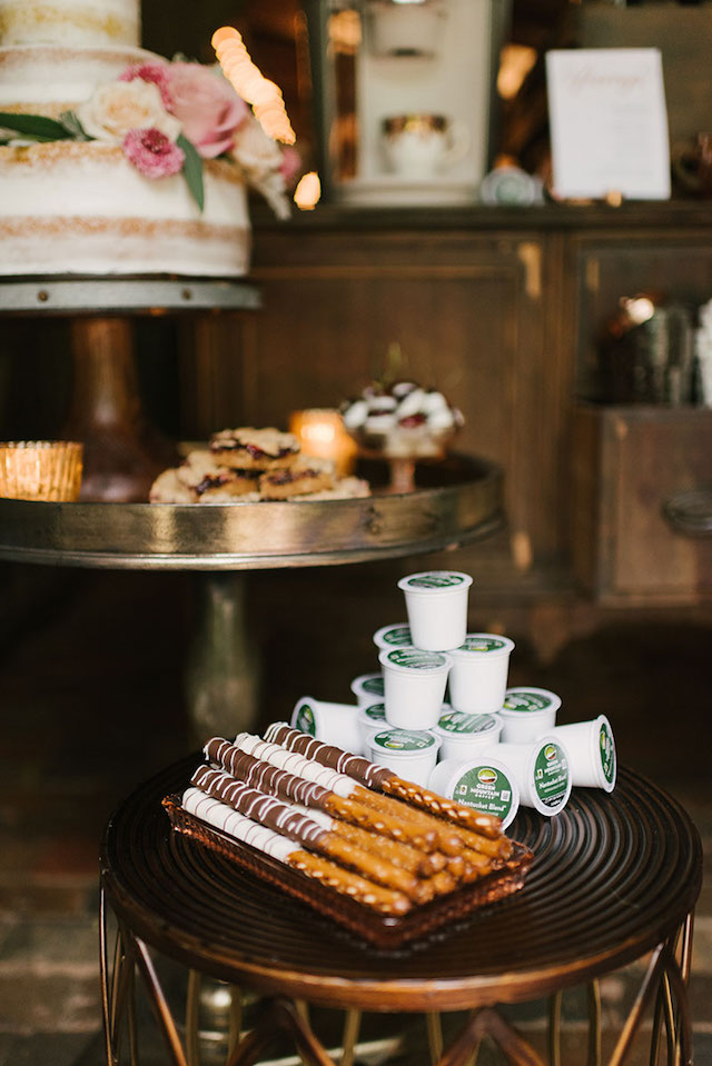 Coffee brewer pods | Lauren Rae Photography