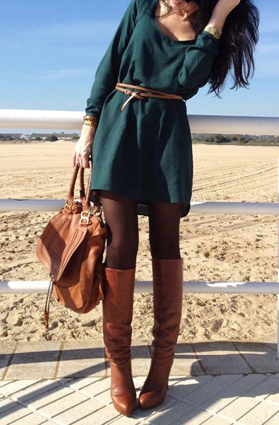 best outfits for girls with boots (55)