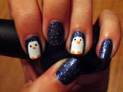 best funky nail art designs for girls (27)