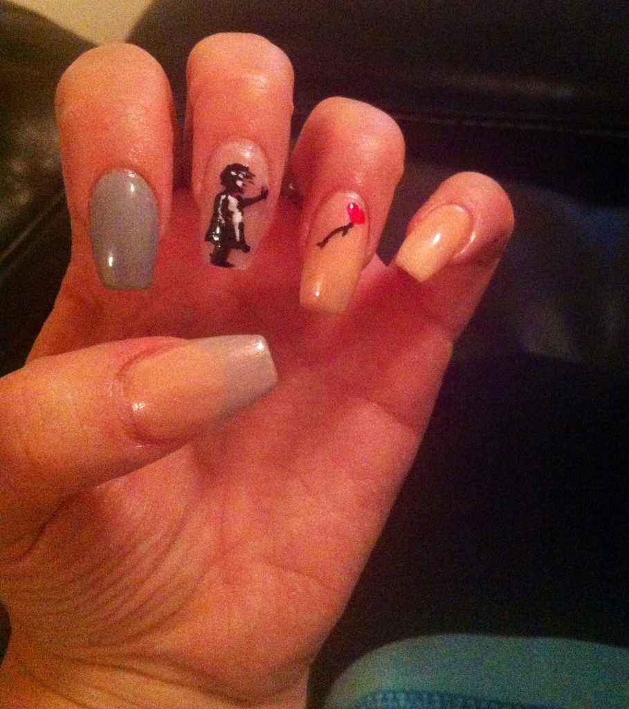 best funky nail art designs for girls (5)