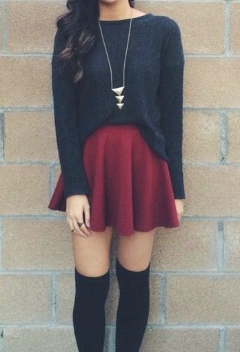 best outfits for girls with boots (48)
