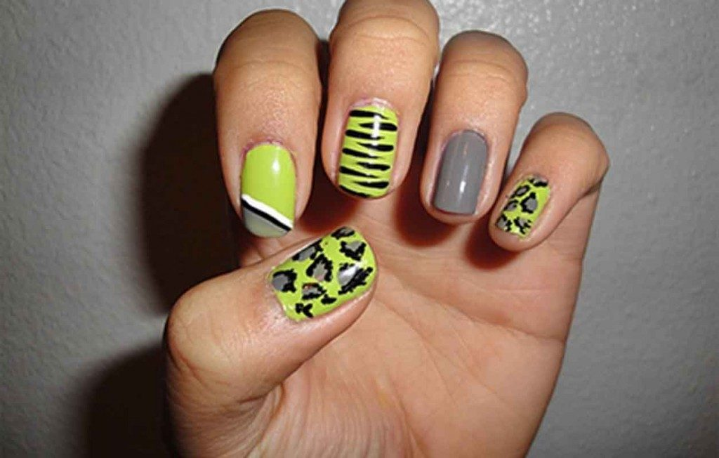 best funky nail art designs for girls (14)
