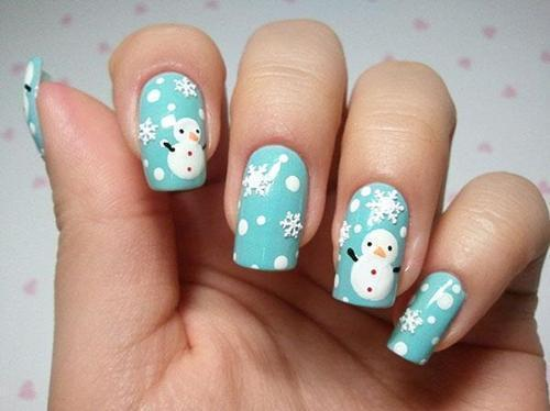 best funky nail art designs for girls (25)
