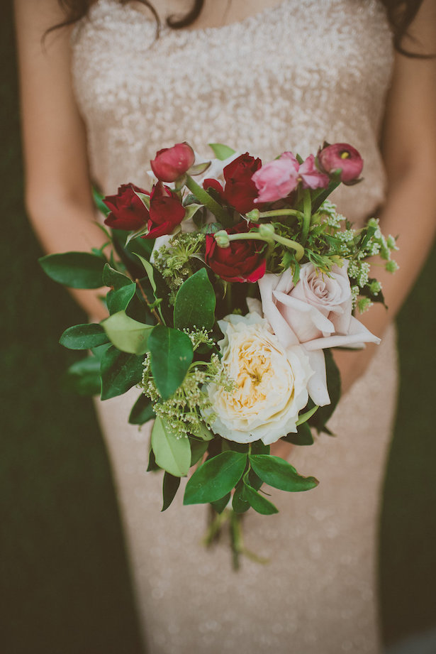 Wedding Bouquet - Cristina Navarro Photography