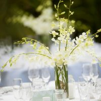 Wedding centerpiece - Noble Photography
