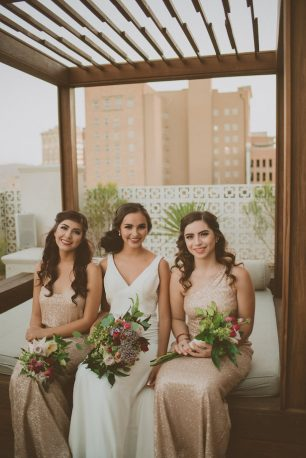 Bridal Party - Cristina Navarro Photography