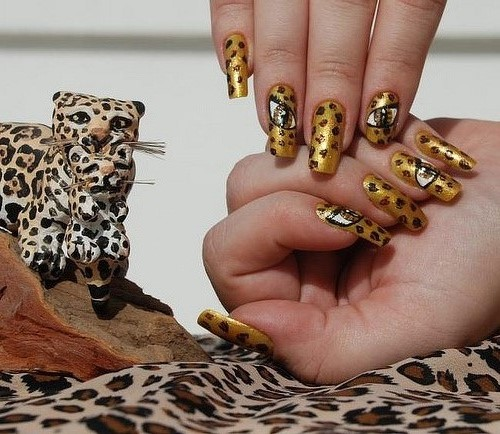 best funky nail art designs for girls (23)