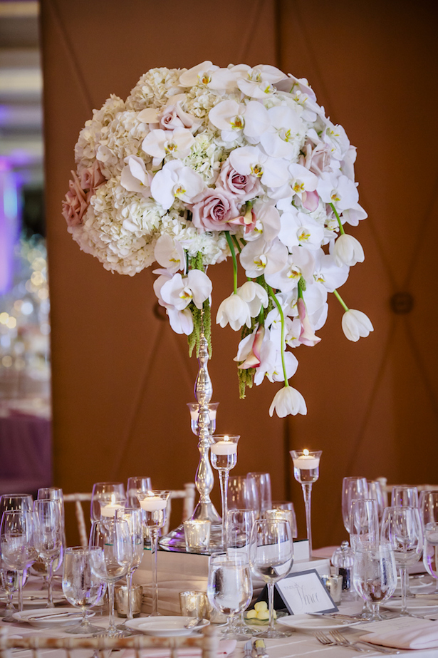 Wedding Centerpiece - Photography: Hung C Tran
