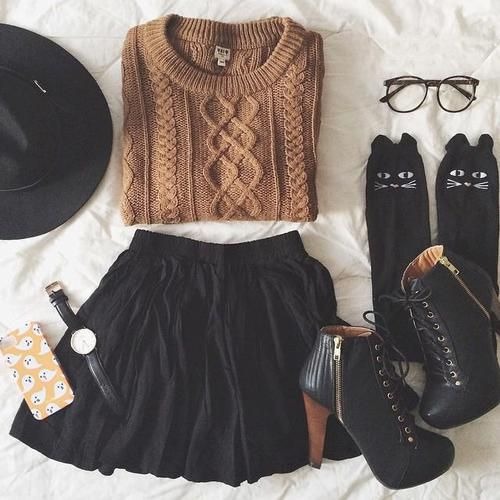 best outfits for girls with boots (49)