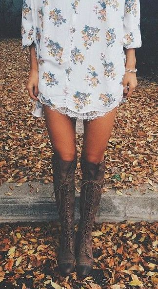 best outfits for girls with boots (30)