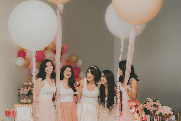 Will You be my Bridesmaid Party - Cristina Navarro Photograph