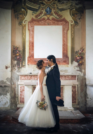 Old church wedding | Non Solo Spose