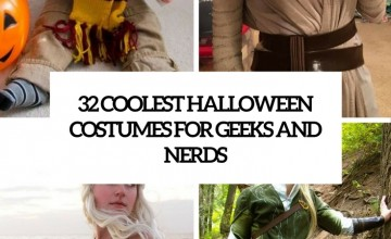 coolest halloween costumes for geeks and nerds cover