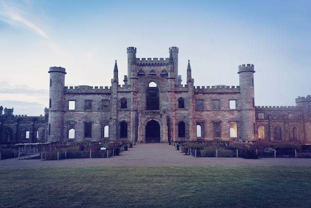 Lowther Castle, Lake District, United Kingdom | Tiree Dawson Photography