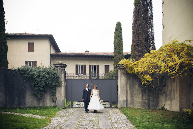 Italian villa destination wedding | Non Solo Spose