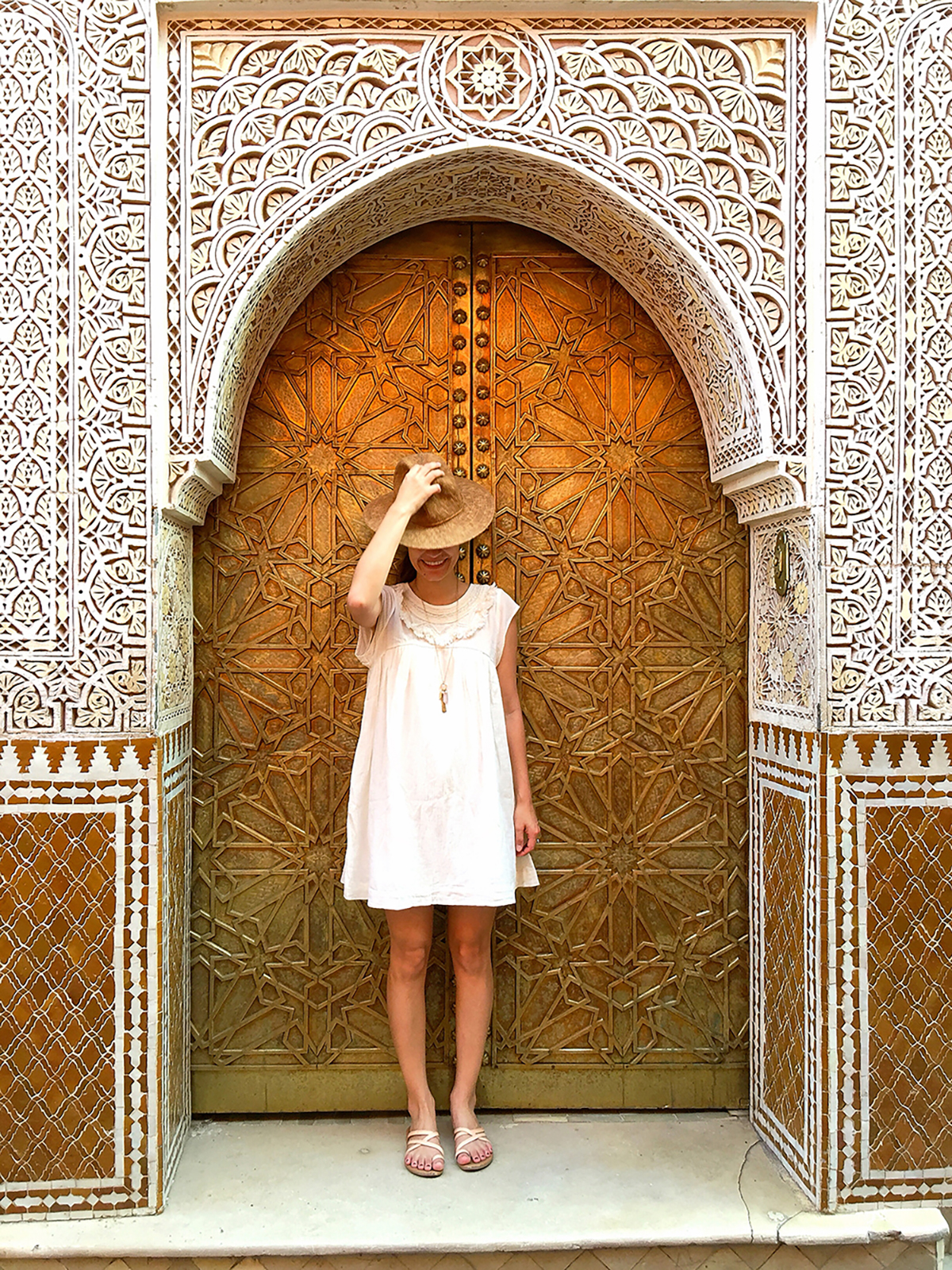 Marrakech Honeymoon Ideas and Travel Guide - http://ruffledblog.com/marrakech-morocco-travel-guide/