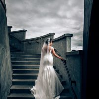 Bridal Portrait - Will Pursell Photography