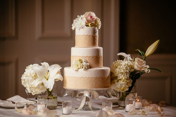 Wedding cake table - Will Pursell Photography