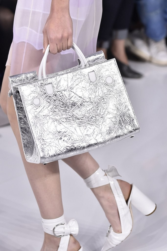 #14 - Revived Glamour of Silver Bags