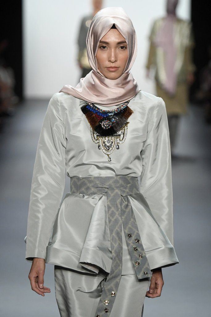 Hijab Collection in NYFW (4)