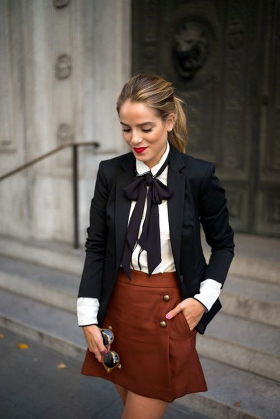 Petite Outfits for Short Women (5)