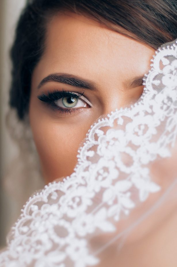 Bridal makeup - Will Pursell Photography