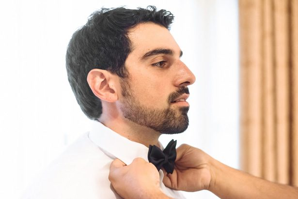 Groom getting ready - Will Pursell Photography