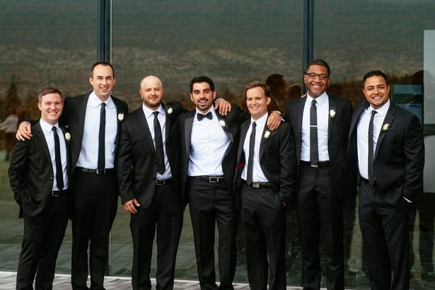 Groomsmen photo idea - Will Pursell Photography