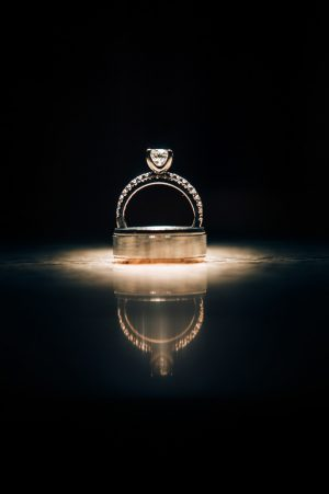 Wedding rings - Will Pursell Photography