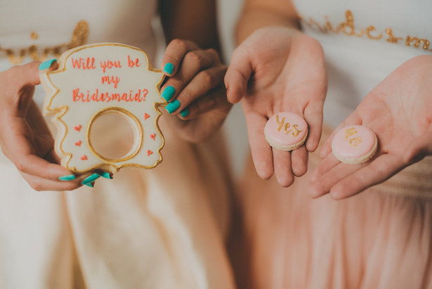 Bridesmaid Proposal Ideas - Cristina Navarro Photography