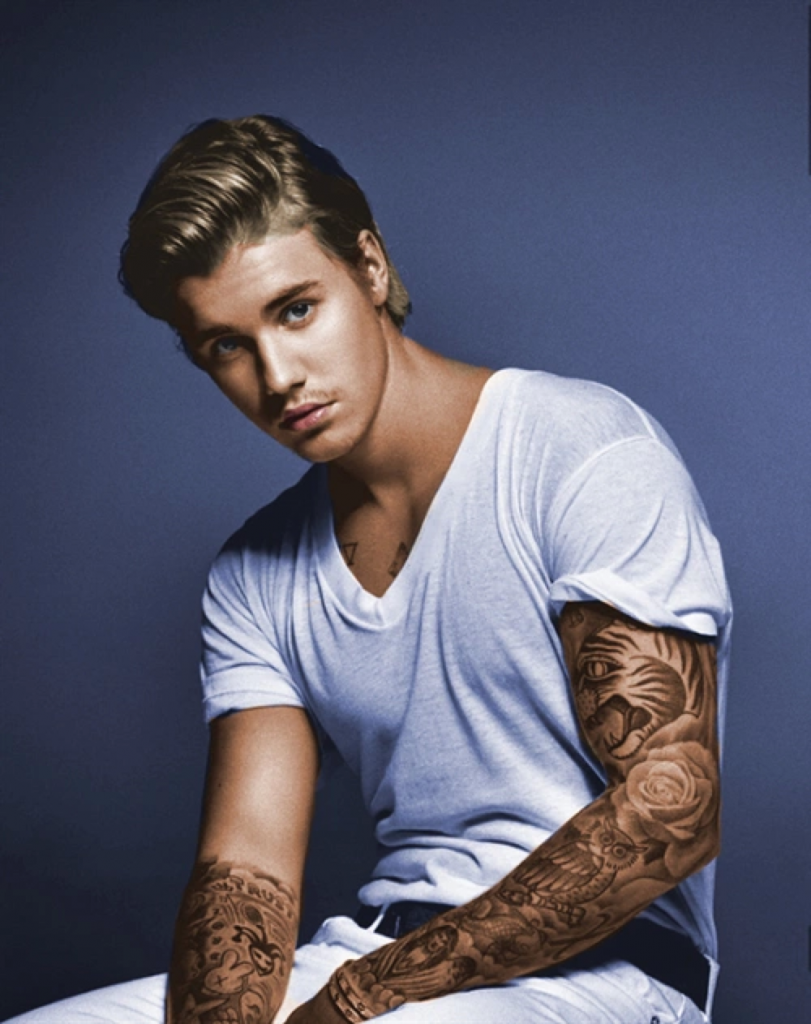 #2 - His New Manliness and Tattooish Class