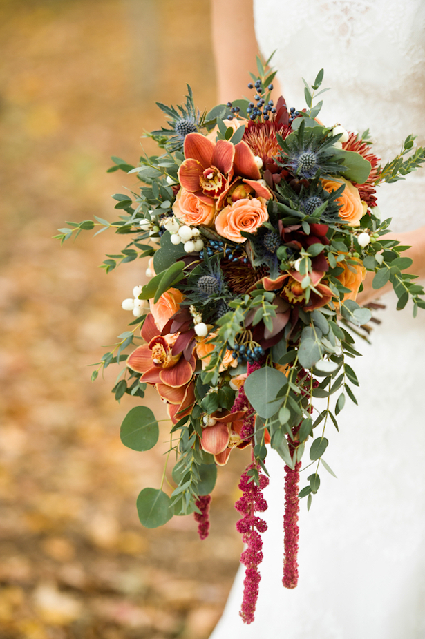 15 Stunning Fall Wedding Bouquets | Wedding