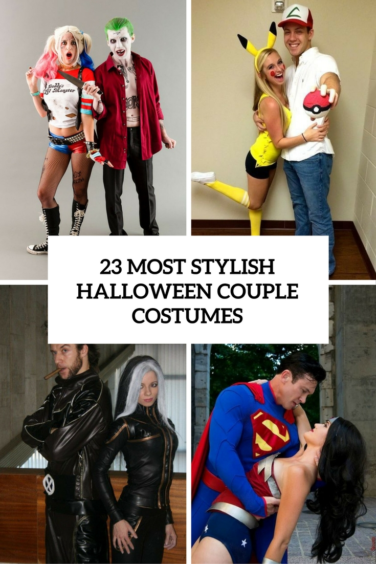 most stylish halloween couple costumes cover