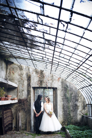 Greenhouse wedding ideas | Non Solo Spose