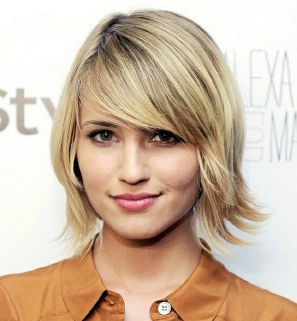 #4 - Sleek and Lightly Wavy Bob