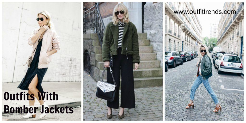 How to Wear Outfits With Bomber Jacket (1)