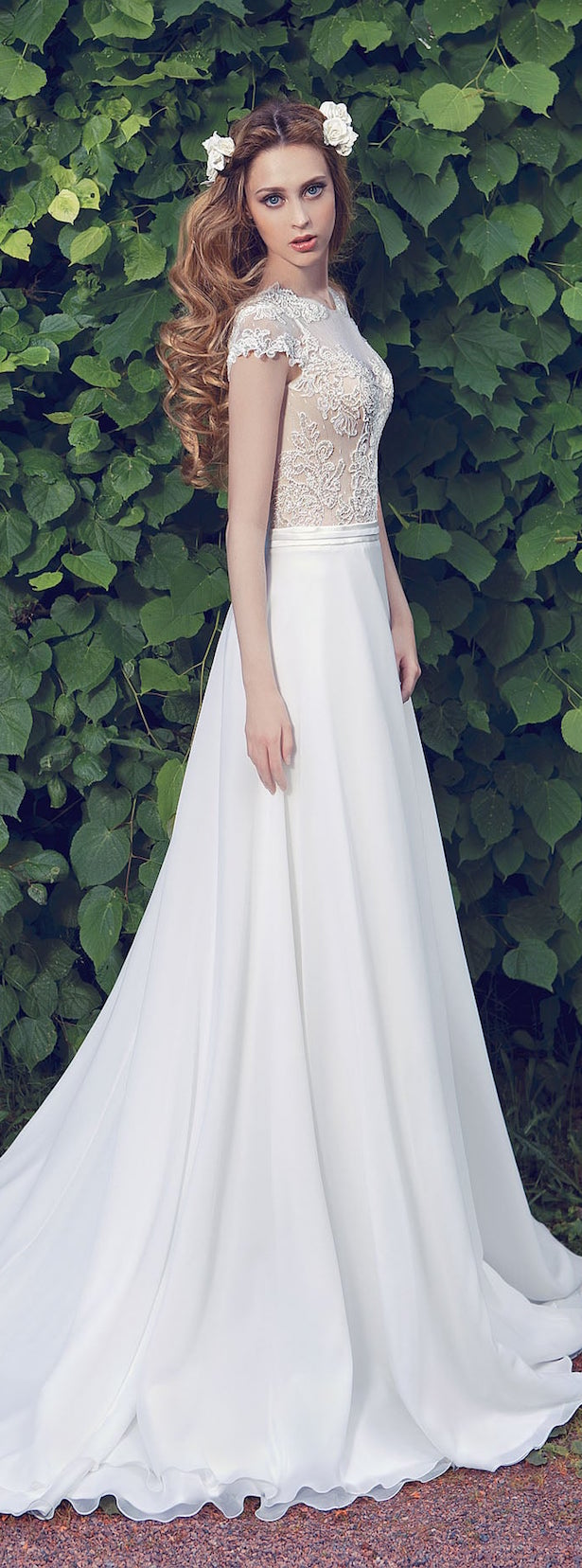 Milva 2016 Wedding Dresses – Fairy Gardens Collection | Wedding