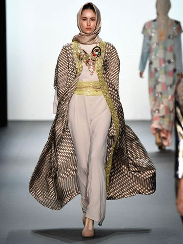 Hijab Collection in NYFW (1)