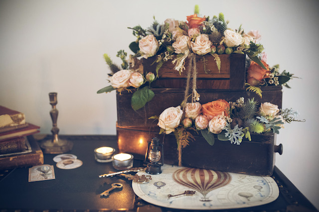 Steampunk wedding inspiration | Non Solo Spose