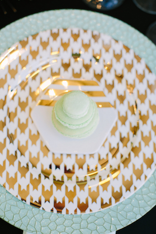 Mint and gold wedding ideas | Sarah Pudlo & Co