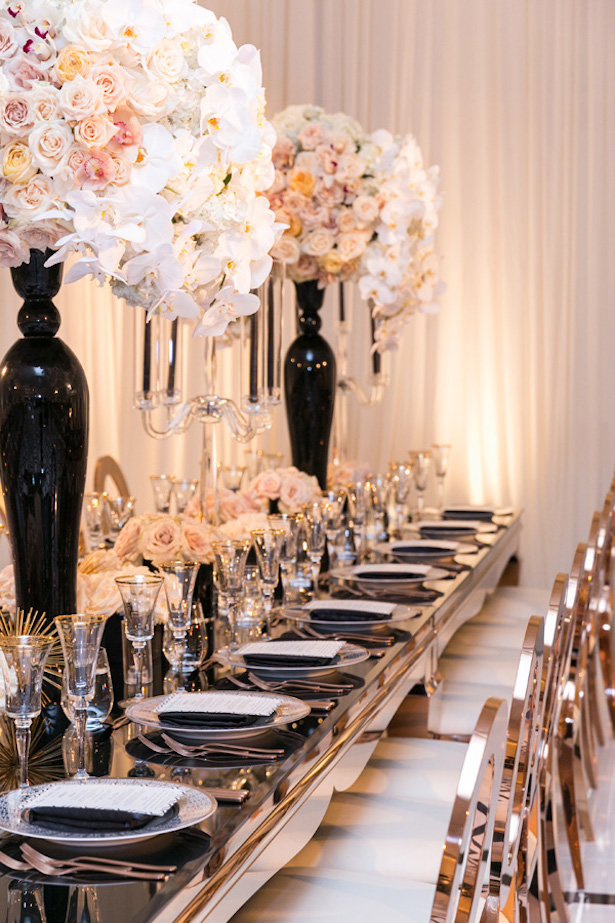 Wedding Tablescape - Picture: Luna de Mare Photography