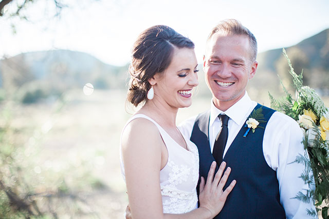 Desert elopement wedding ideas | Ashley Burns Photography