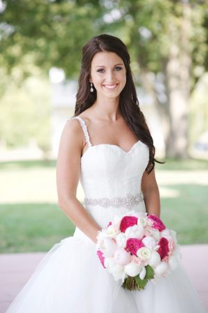 Bridal portrait - Justin Wright Photography