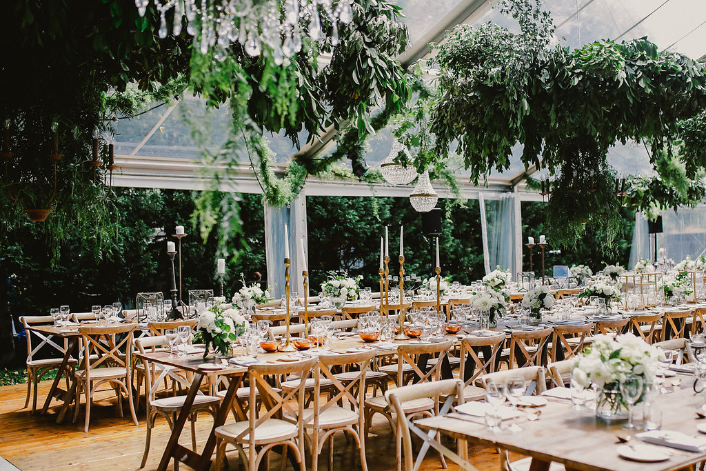 Secret Garden Inspired Australian Wedding - photo by Lara Hotz http://ruffledblog.com/secret-garden-inspired-australian-wedding
