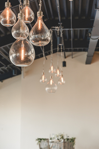 Unique lightbulbs for weddings   About Time Photography