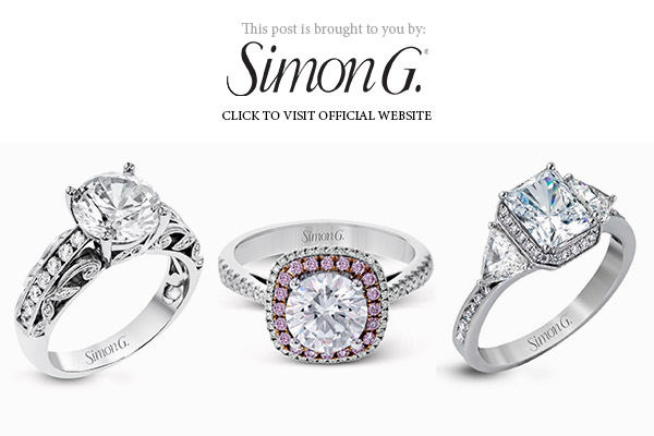 simon g engagement rings banner pink diamond halo white gold ring