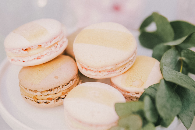 Painted macarons | Chymo & More